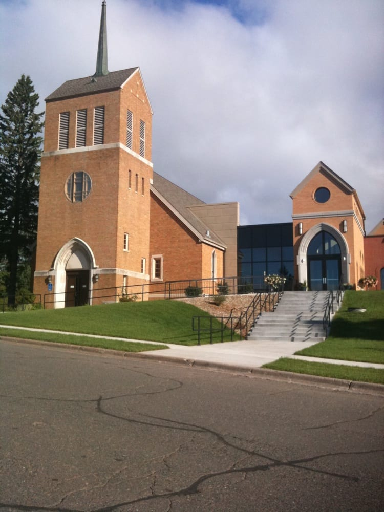St John's Church: 1 W Chisholm St, Duluth, MN