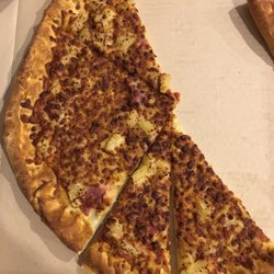 Pizza rated out of 5 from 1 reviews It was my most memorable time at any pizza hut location, i had excellent service, and was an apprecited customer.