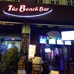The Beach Bar Gastro Pubs 3i Jalan Penang Road George Town