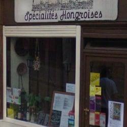 Au petit budapest geschlossen ungarisch 96 rue des for Restaurant miroir rue des martyrs