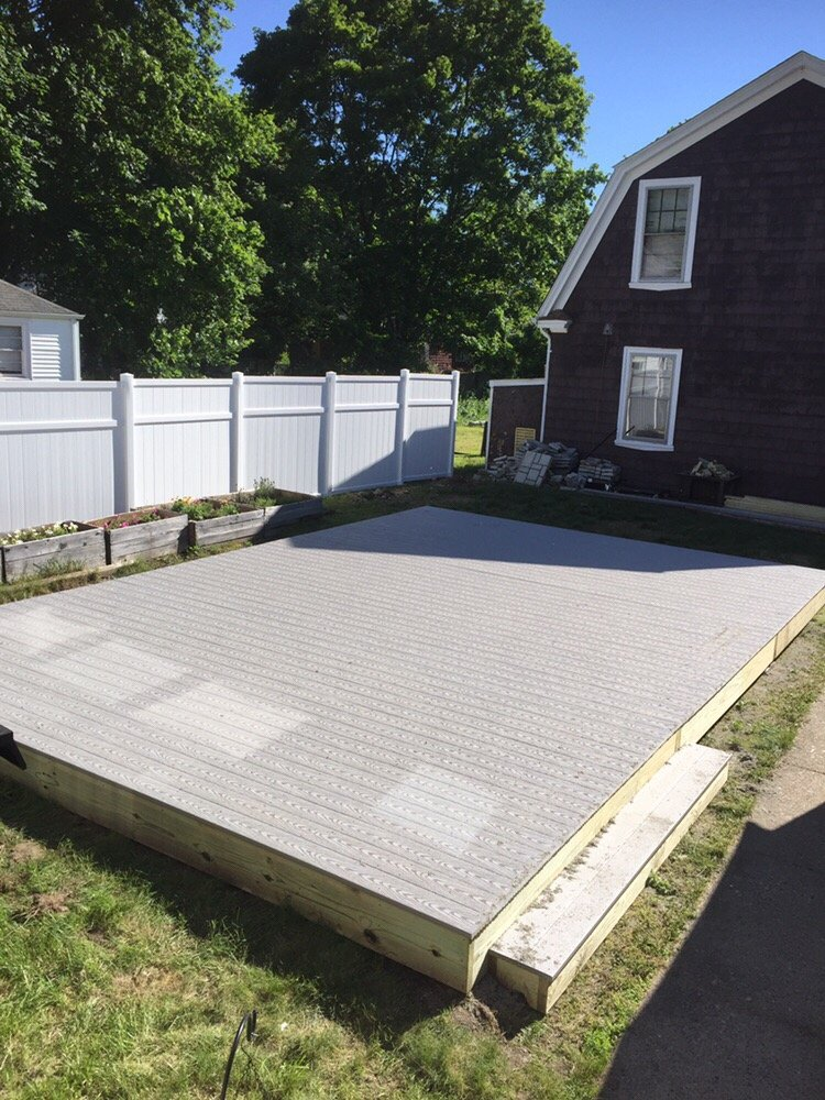 16x24 Deck Job They Are Ready For Summer Bbq S Now Yelp