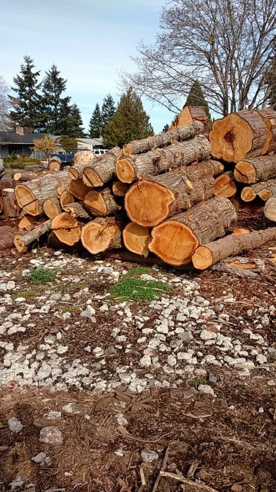S & M Firewood & General Hauling: Spanaway, WA