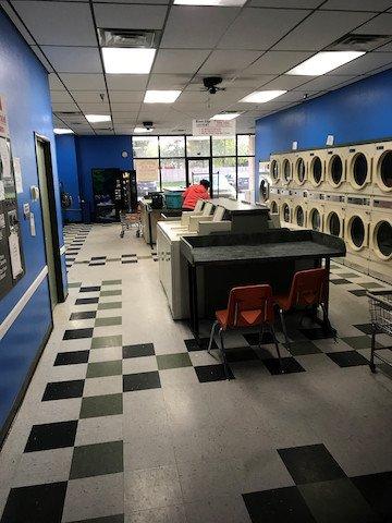 River's Edge Laundry: 701 W Main St, Marshall, WI