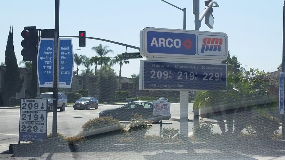 arco am pm mini market 11 photos 11 reviews grocery 14231 red hill ave tustin ca. Black Bedroom Furniture Sets. Home Design Ideas
