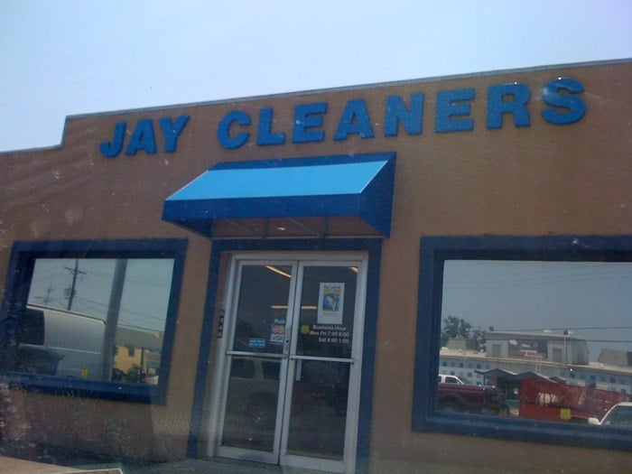 Jay Cleaners: 6546 Jefferson Hwy, Harahan, LA