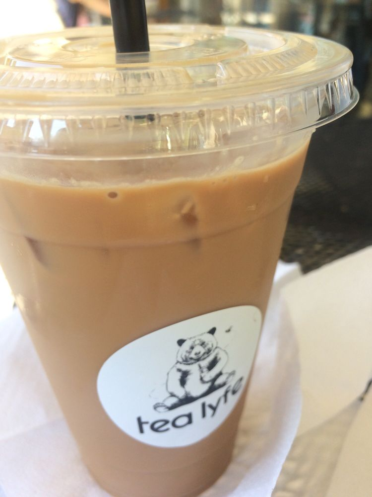 Vietnamese coffee plus Assam tea=$6 - Yelp
