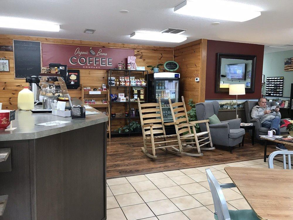 Organic Beans Coffee: 3680 Soco Rd, Maggie Valley, NC