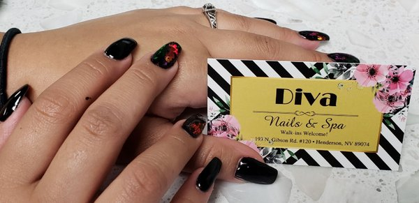 Diva Nails & Spa 193 N Gibson Rd Ste 120 Henderson, NV Manicurists ...
