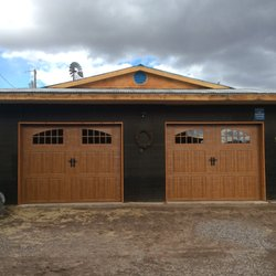 Superb Photo Of Southwest Garage Door   Deming, NM, United States. Classica  Faywood New