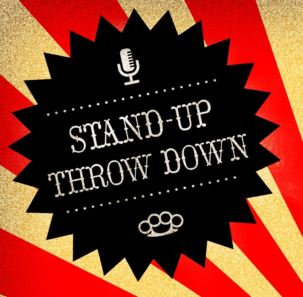 Stand-Up Throw Down: 2200 N California Ave, Chicago, IL
