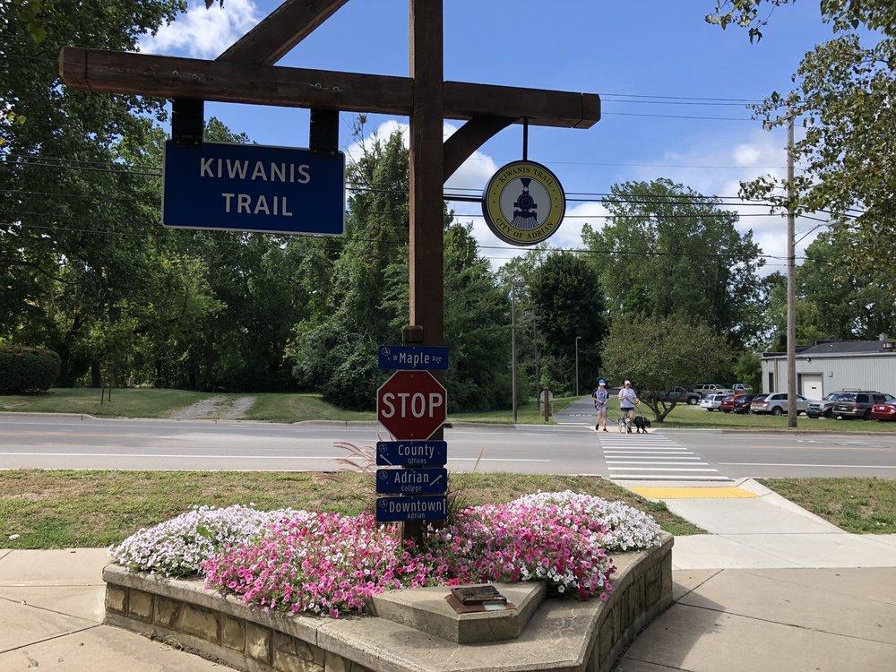 Social Spots from Kiwanis Trail