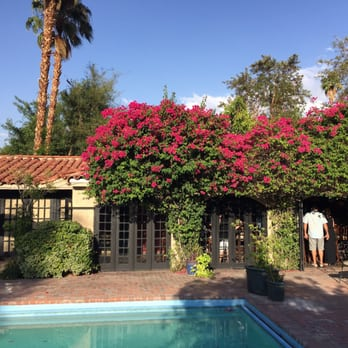 Villa Royale Restaurant Palm Springs