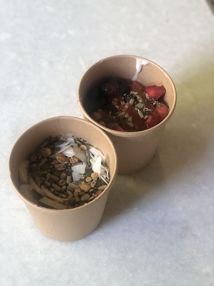 Food from Cream + Sugar Coffeehouse