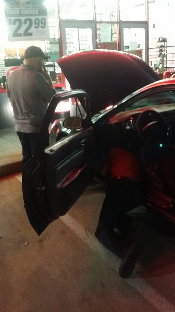 Auto Zone: 11255 Jones Rd, Houston, TX