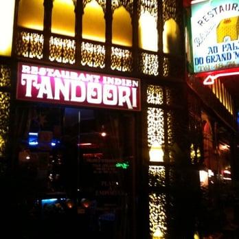 Restaurant Indien Rue Gerando