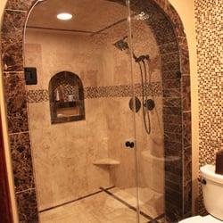 Photo of Superior Shower Doors Atlanta - Canton GA United States. Frameless Shower & Superior Shower Doors Atlanta - Glass \u0026 Mirrors - 603 Epperson Rd ...