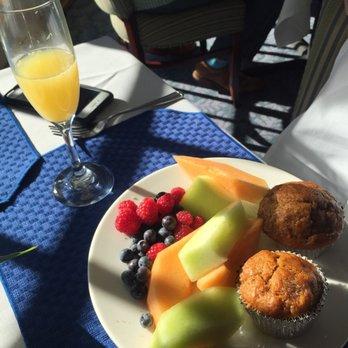 Photo Of Harbor Light Inn   Marblehead, MA, United States. Mimosa, Fresh