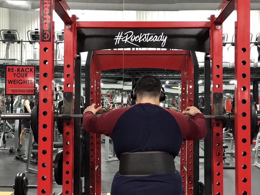Rock Fitness Center