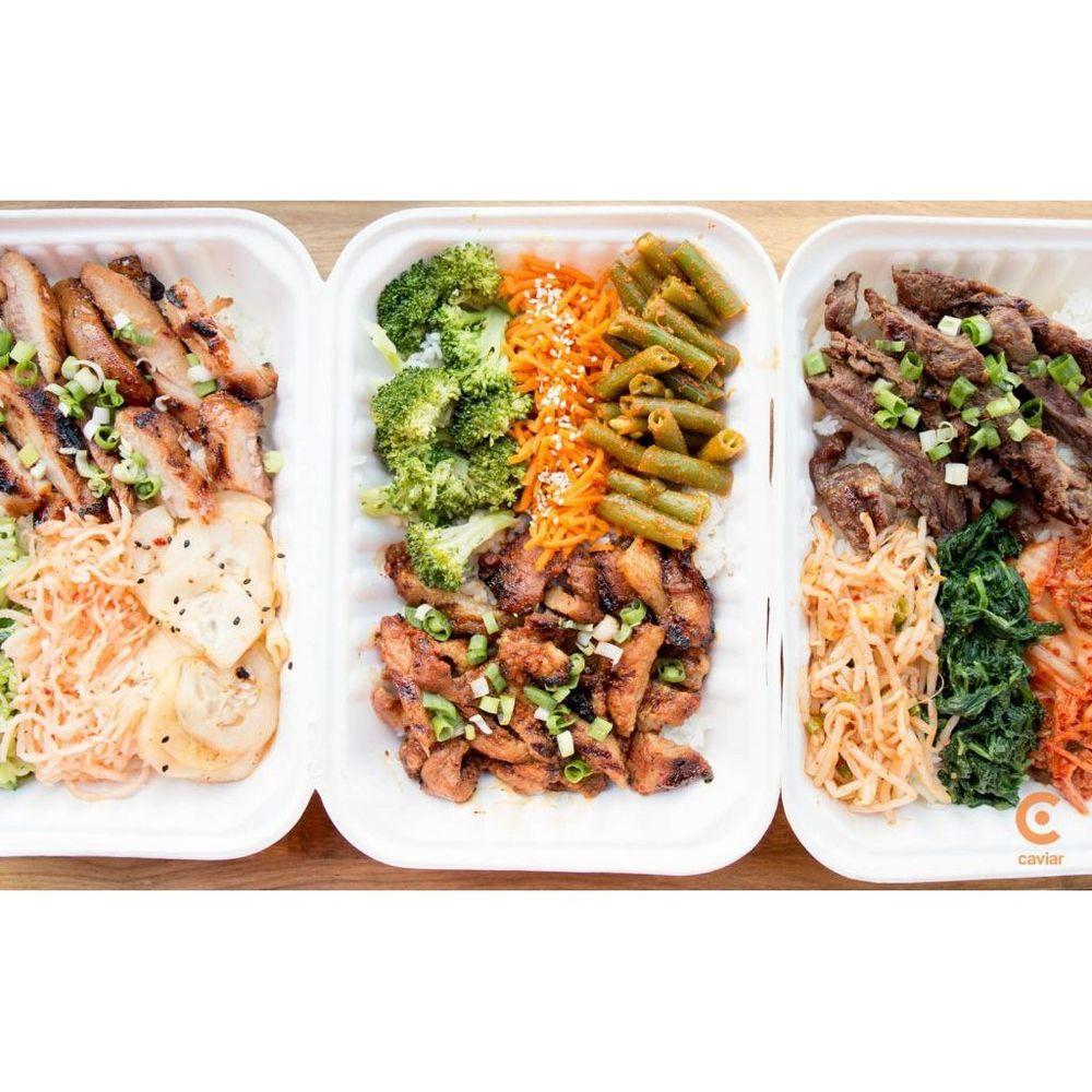 Hom Korean Kitchen Menu