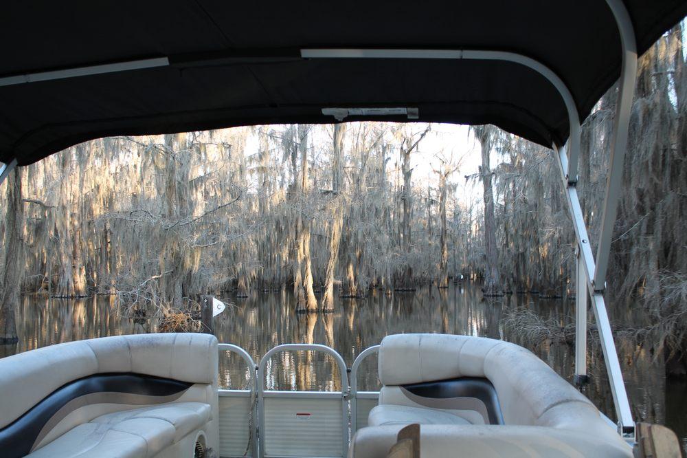 Captain Ron's Swamp Tours: 756 Pine Island Rd, Karnack, TX