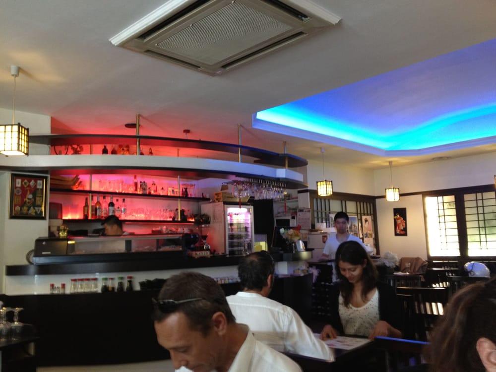 Sushi bonheur ferm japonais 14 bis ave gabriel p ri - Restaurant japonais saint ouen ...