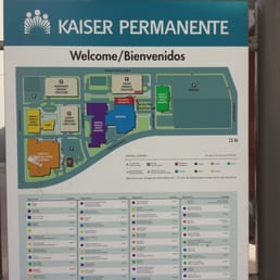 Kaiser Panorama City New Building Area