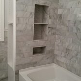 Photo Of Karma Home Designs   Washington, DC, United States. Tile Niche