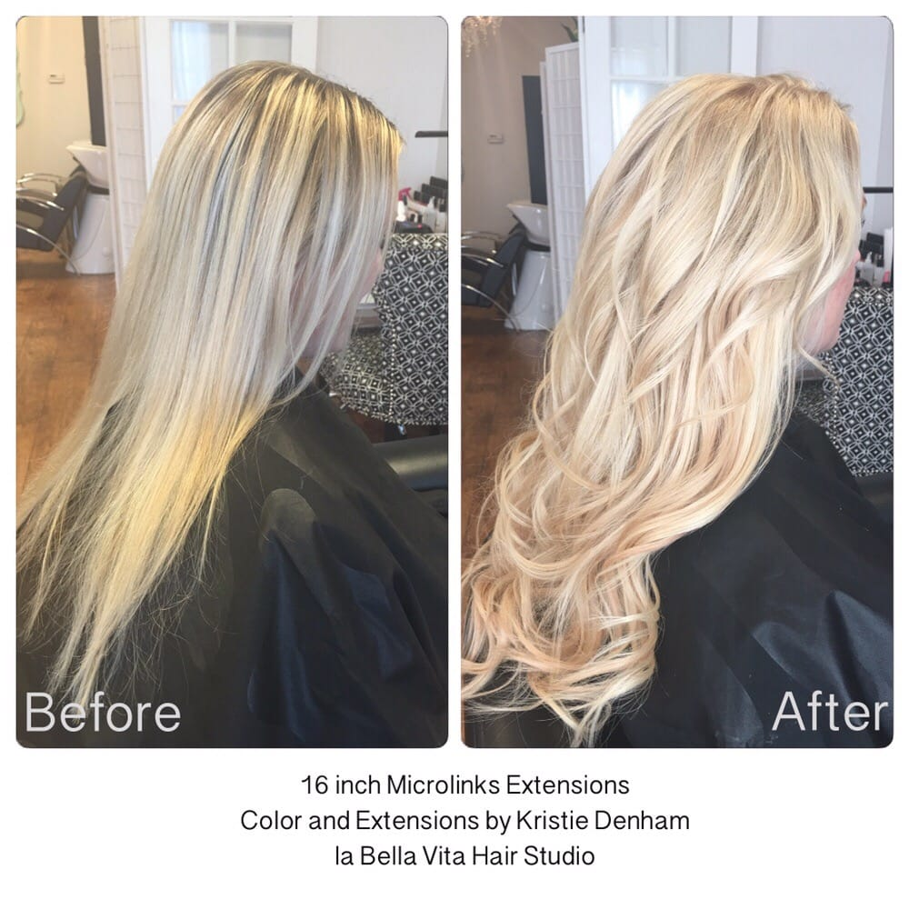 Photos For La Bella Vita Hair Studio Yelp