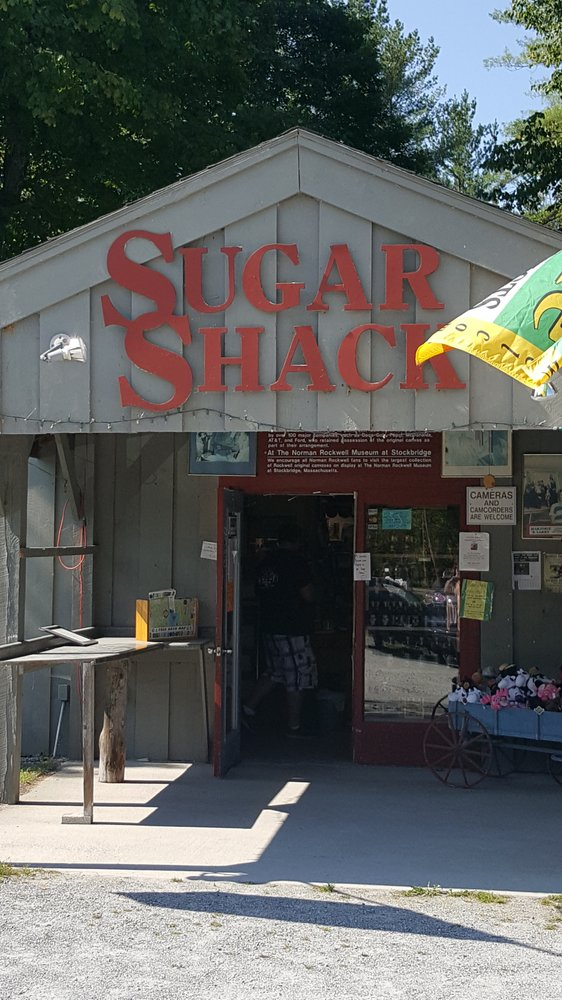 Sugar Shack: 118 Sugar Shack Ln, Arlington, VT