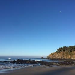 Photo Of Fish Rock Beach At Anchor Bay Gualala Ca United States