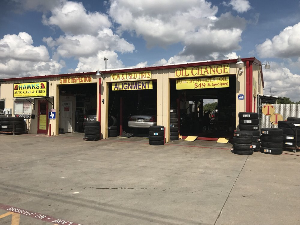 Hawks auto care: 301 S State Hwy 342, Red Oak, TX