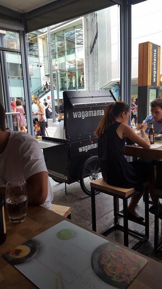 Wagamama Restaurant Near Me