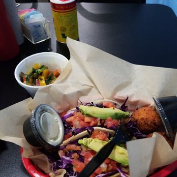 Photo Of The Catch Longview Tx United States Fish Tacos