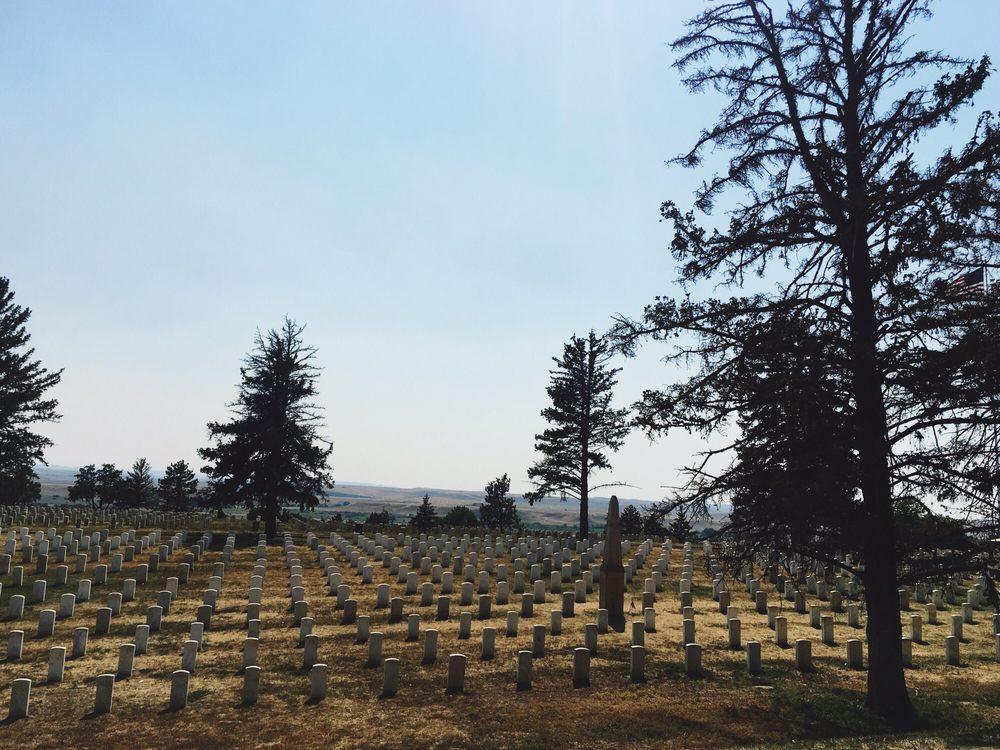 Little Bighorn Battlefield: 756 Battlefield Tour Rd, Crow Agency, MT