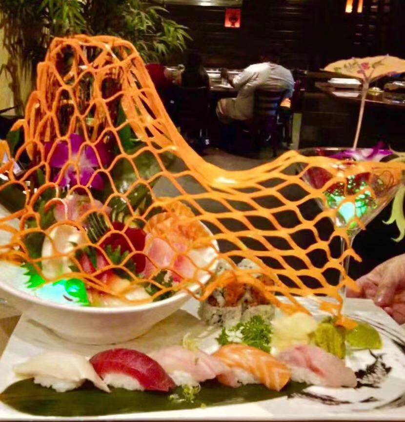 Sakura Hibachi & Sushi Bar: 1225 S Milledge Ave, Athens, GA