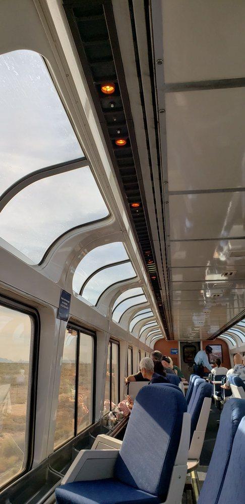 Amtrak: 700 San Francisco Ave, El Paso, TX