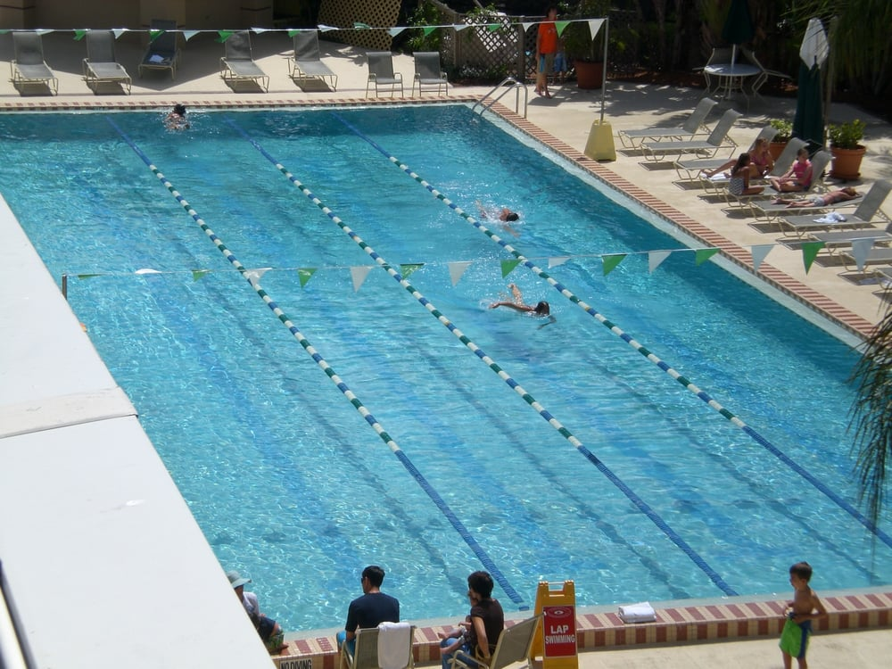 Swimming Pool At Hiac 25 Meters Heated Amp Chilled Year