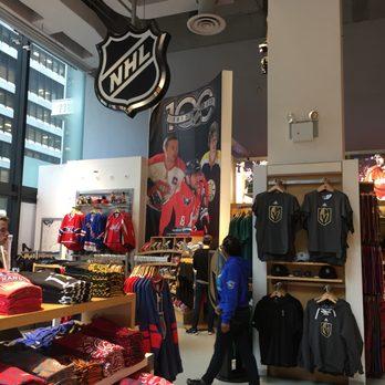 2d51ce8c NHL Concept Store - 189 Photos & 87 Reviews - Sports Wear - 1185 Ave ...