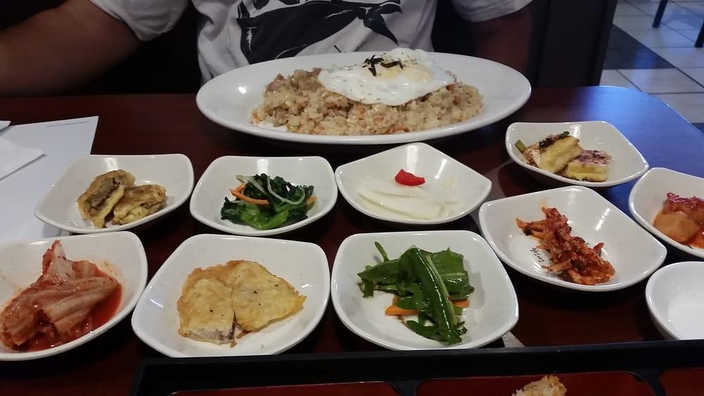 Korean Food In San Diego Ca