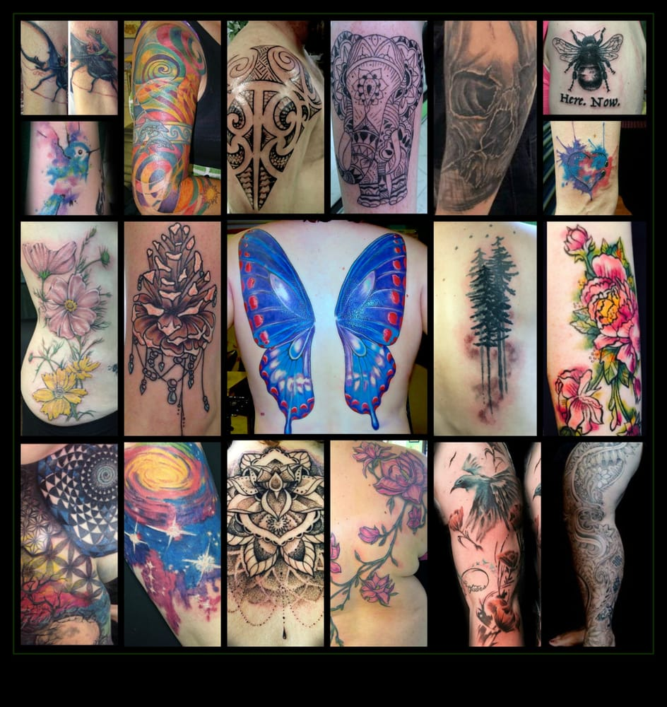Fuse Box Tattoo Wiring Library Hyundai Santro Xing Primeval Ink 140 Photos 10 Reviews 313 5th Ave Se