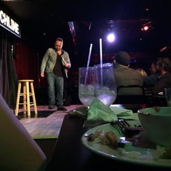 Comedy club roswell ga