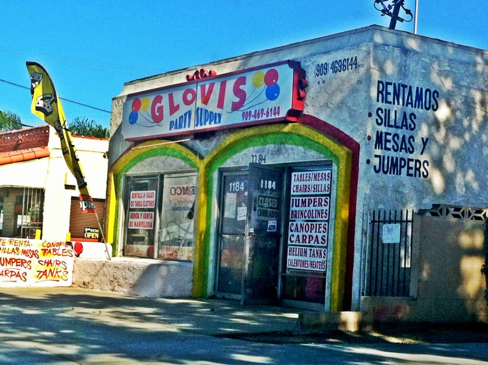 Glovis Party Supply - Party Supplies - 1184 E Mission Blvd, Pomona
