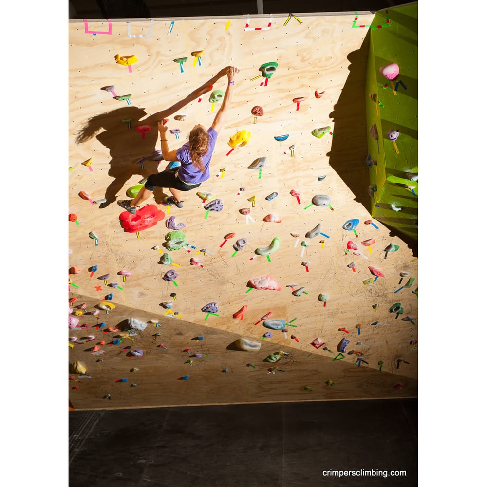 Crimper's Climbing: 100 Central Ave, Christiansburg, VA