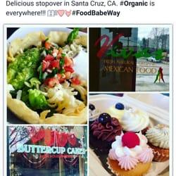 Photo Of Vivas Santa Cruz Ca United States Found This Organic Mexican