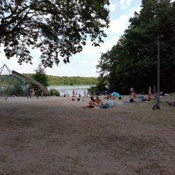 Strandbad Kallinchen - Beaches - Am Strandbad, Kallinchen