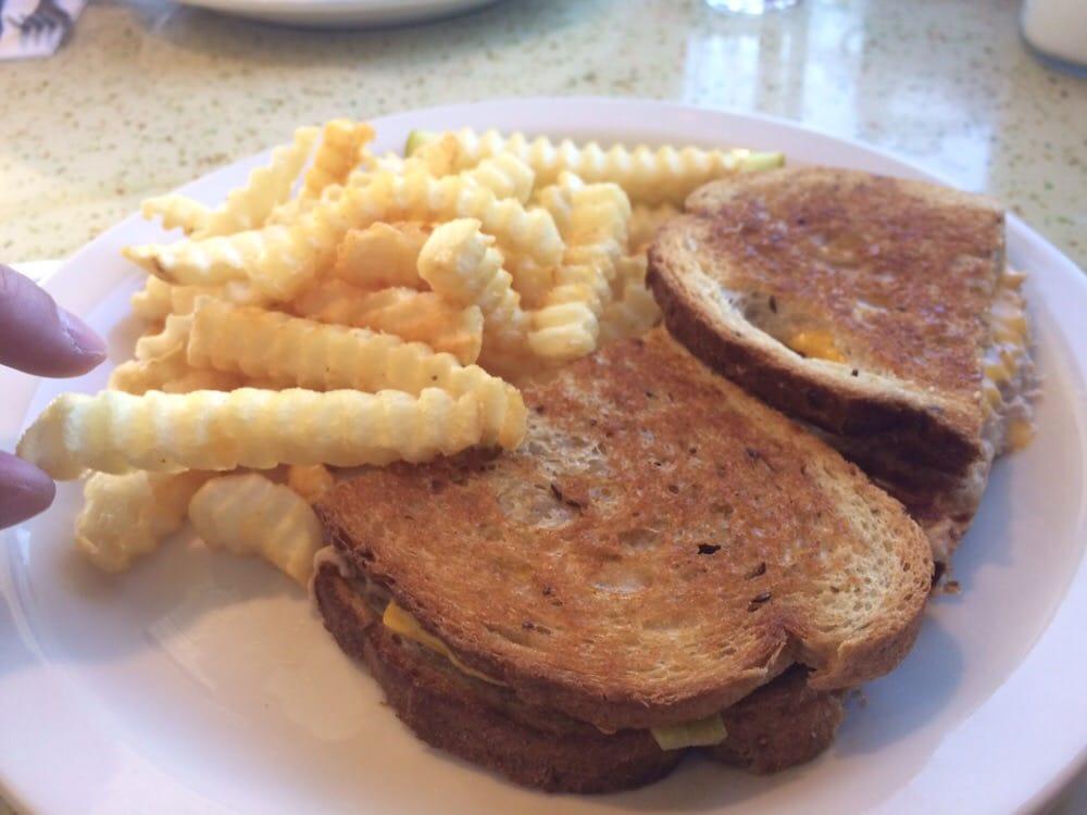 Aninimal Book: Tuna Sandwich with fries 4.5/5 - Yelp