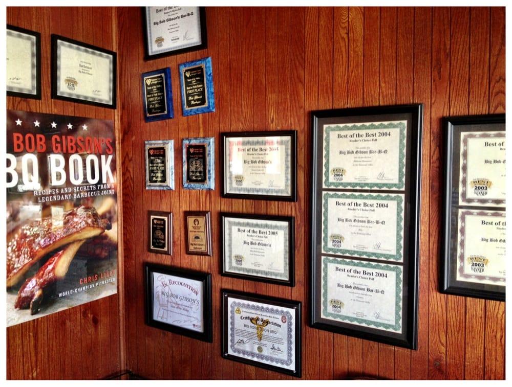 Big Bob Gibson Bar-B-Q - 111 Photos & 187 Reviews - BBQ ...