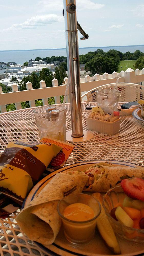 Tea Room: 7029 Huron Rd, Mackinac Island, MI