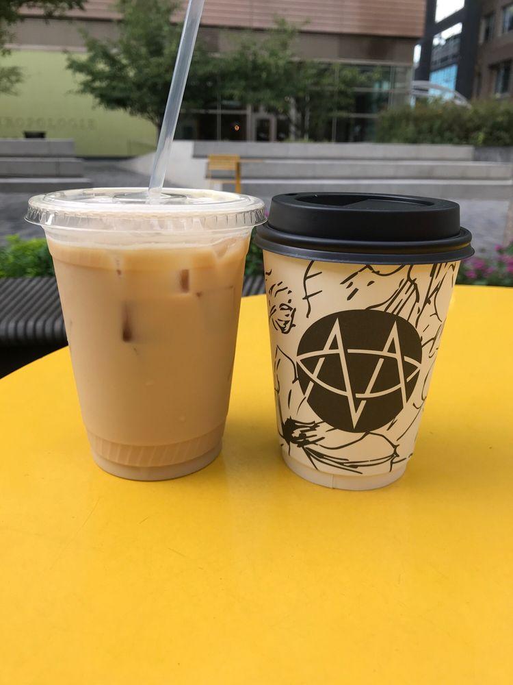 Methodical Coffee: 101 N Main St, Greenville, SC