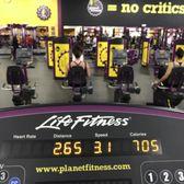 Planet fitness lake charles